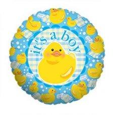 SPECIAL! Boy Ducky (16468P) Round P1