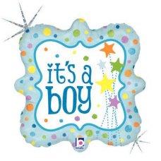SPECIAL! It's a Boy Stars (36204P) SquareH P1