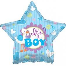 It's A Boy Stork Star (814163HP) 18