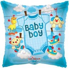 Baby Boy Baby Clothes (19088-18) 18