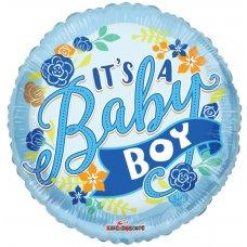 It's a Boy Banner GB (15471-18) 18