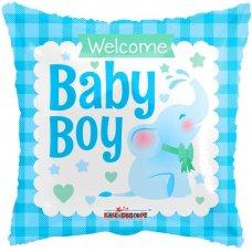 Baby Boy Little Elephant GB (15467-18) 18