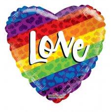 Rainbow Love (15211-18) 18