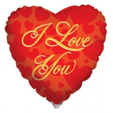 I Love You Gold (17326-18) 18