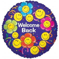 Welcome Back Smiling Faces (17285-18) 18