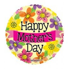 Happy Mothers Day Banner (84282-18) 18