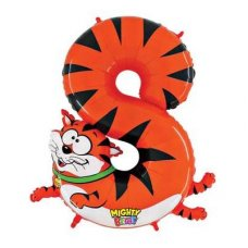 SPECIAL! Zooloon Mighty Bright - Cat #8 14948MP Shaped P1