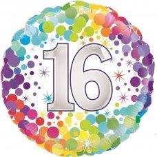 Colourful Confetti 16 (Oaktree 226928) Round P1