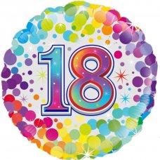 Colourful Confetti 18 (Oaktree 226935) Round P1