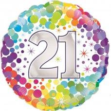 Colourful Confetti 21 (Oaktree 226942) Round P1