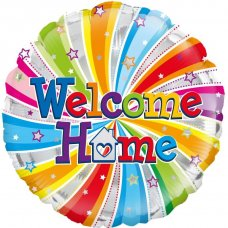 Welcome Home Swirl (Oaktree 229301) Round P1