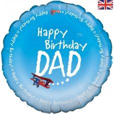 Happy Birthday Dad (Oaktree 228830) Round P1