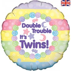 Double Trouble Twins (Oaktree 228243) Round P1