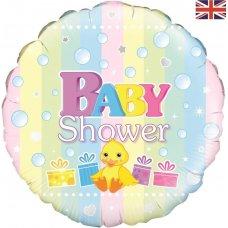 Baby Shower Duck (Oaktree 228212) Round P1