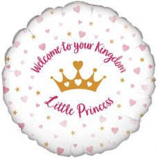 Welcome Little Princess (Oaktree 228151) Round P1