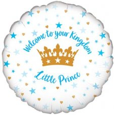 Welcome Little Prince (Oaktree 228144) Round P1