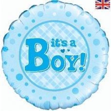 It's A Boy (Oaktree 228274) Round P1