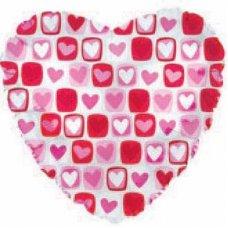 Heart Block Pattern CLEAR (214819) Heart P1
