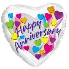 Anniversary Shooting Hearts (214104) Heart P1