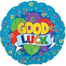 Good Luck Graphic Banner (114285HP) Round P1