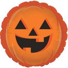 Halloween Pumpkin (317007HP) Round P1