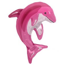 Pink Dolphin (00600) Shaped P5