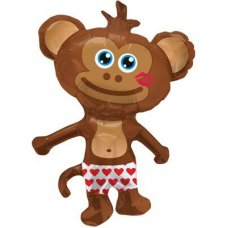 SPECIAL ! Hunky Monkey (00069) Shaped P5