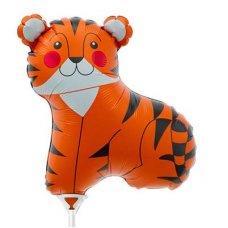 Teeny Tiger (00602-01) Shaped P1