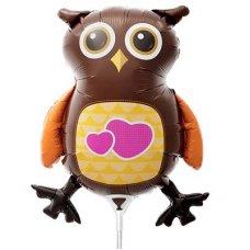 Owl (00403-01) Shaped P1