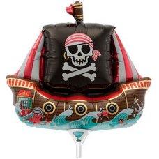 Pirate Ship (00477-01) Shaped P1