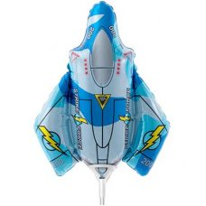 Fighter Jet (00811-01) Shaped P1