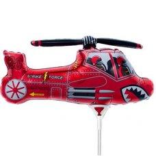 Red Chopper (00818-01) Shaped P1