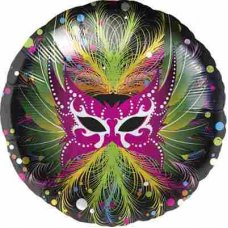 SPECIAL !Carinval Mask (00717-01) Round P1