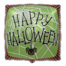 SPECIAL ! Halloween Spider Web (00853-01) Square P1