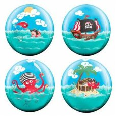 SPECIAL ! Pirate 3D Sphere (01175-01) Sphere P1