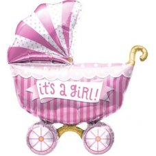 It's A Girl Buggy 40