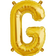 Gold Letter G (00573-01) 16 inch for Air filling Shaped P1