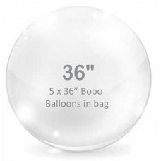 BOBO Clear Balloon 36inch P5