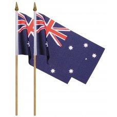 Australian Flag 24 x 12cm P2