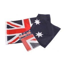 Australian Flag Pole Size 160 x 80cm P1