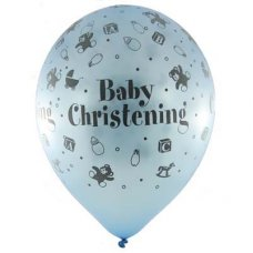 Christening Blue (Pearl Blue) (440) 30cm Bag50