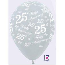 25th Anniversary (Pearl) (481) Sempertex 30cm Bag50