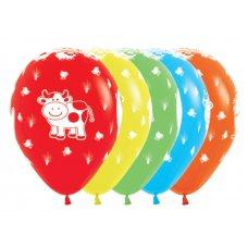 Farm Animals Asstd (Standard)(015 020 031 040 061) Bag 50