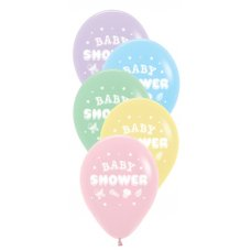 Baby Shower 2 Sided Pastel (109 120 130 140 150) Bag 50