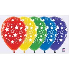 Bold Stars 315 320 330 340 351 390 12cm Sempertex Bag 100