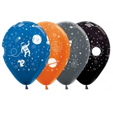 Outer Space Met Astd 540 561 578 580 Sempertex30cm Bag 50