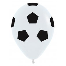Soccer Ball Fash White 005 Sempertex 30cm Bag 50
