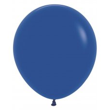 Fashion Royal Blue (041) 46cm Sempertex Balloons P25
