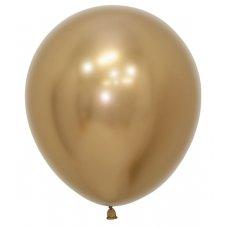 Reflex Gold (970) 46cm Sempertex Balloons P25