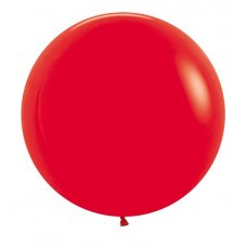 Standard Red (015) 60cm Sempertex Balloons P10